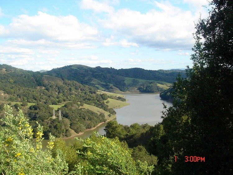 Calaveres Reservoir