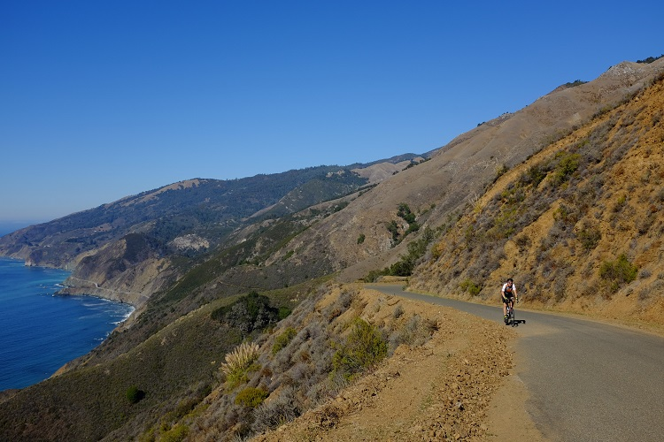 The Nacimiento-Fergusson Climb on the Carmel Valley Double