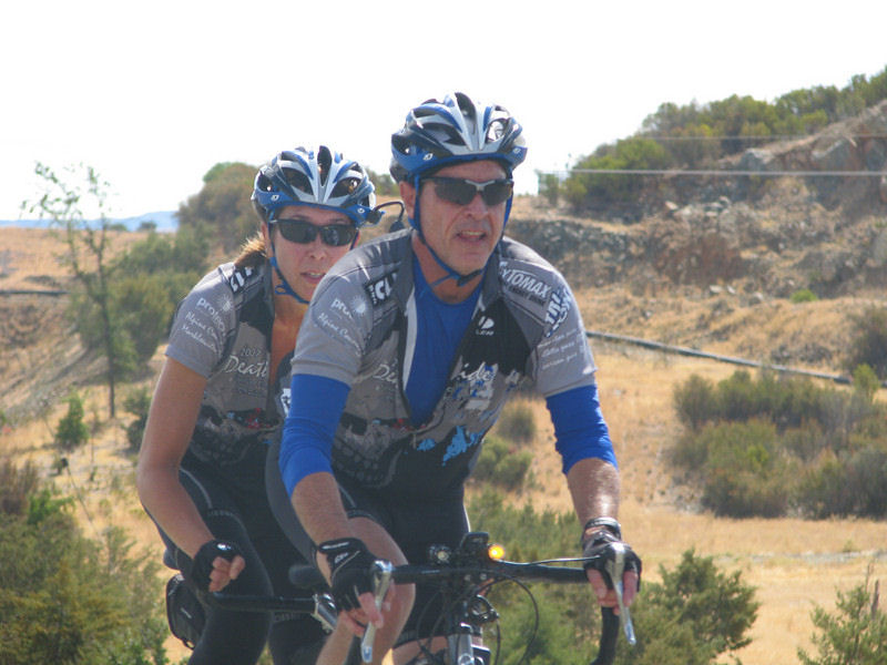 Patrick Seely and Marlies Radtke